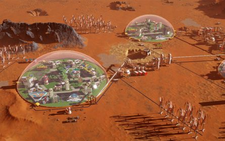 Surviving Mars - besplatno na Epic store do 17. oktobra