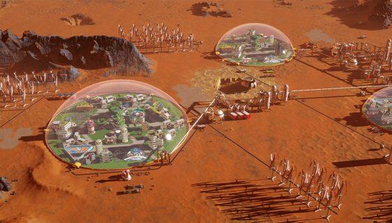 Surviving Mars - besplatno na Epic store do 17. oktobra