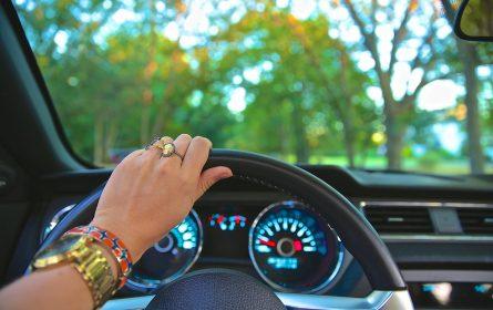 Vožnja automobila smanjuje stres