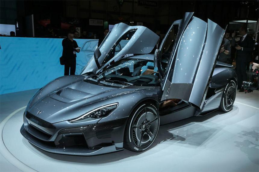 Hrvatski električni automobil najbrži na svijetu