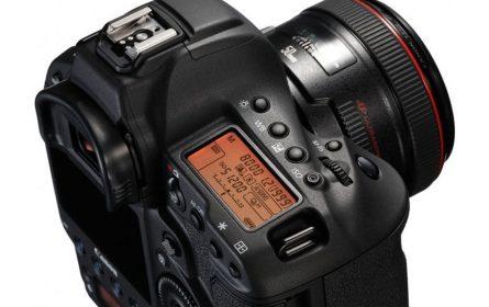 Canon razvija EOS-1D X Mark III fotoaparat