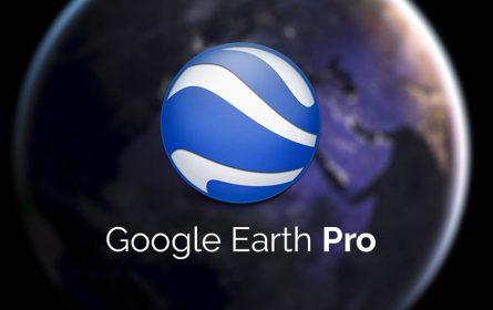 Google Earth nam je omogućio putovanje kroz vrijeme, pa pođimo...
