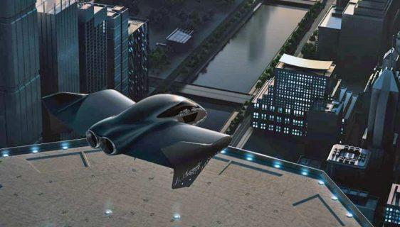 """Porsche i Boeing se spremaju za budućnost kroz """"treću dimenziju putovanja"""""""