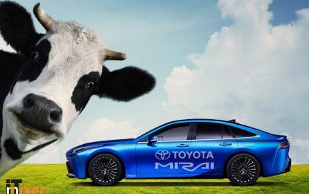 Krave pokreću Toyotu Mirai?