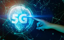 5G tehnologija - ilustracija