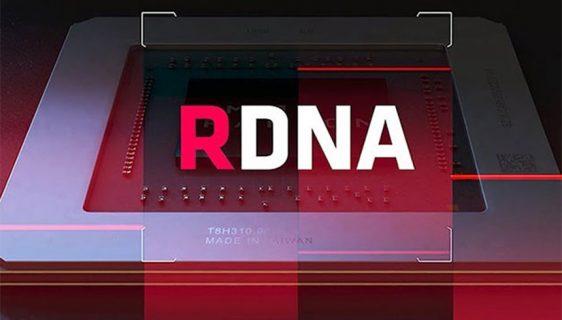 AMD predstavlja nove mobilne Radeon Navi GPU