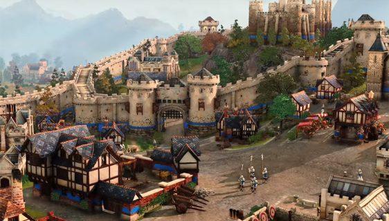Age of Empires gameplay screnshoot