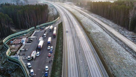 """Rusija dobila """"Nevu"""" — auto-put koji će biti poligon za testiranje i primjenu naprednih tehnologija"""