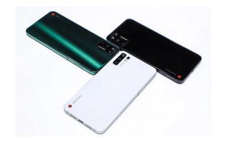 ByteDance telefon Jianguo Pro 3