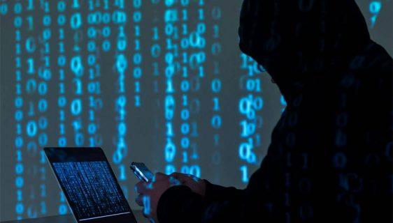 Cyber-bezbjednost - haker - ilustracija