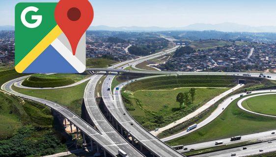Google Maps na lokalnim jezicima