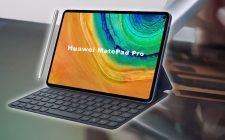 Huawei na Geekbenchu otkrio specifikacije MatePad Pro tableta