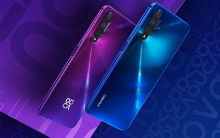 Huawei Nova 5T - smartfon u prekrasnim bojama, namijenjen za igranje video igara