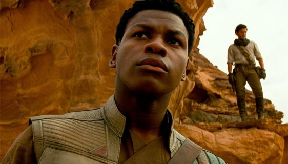 Star Wars: Rise of Skywalker scenario završio na eBayu nakon što je John Boyega partijao i zaboravio na njega