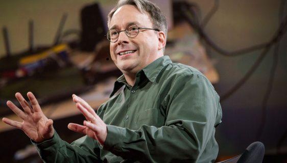 Linus Torvalds kaže da više nije programer