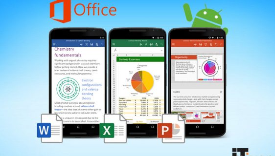 Microsoft Office Android (IT mixer)