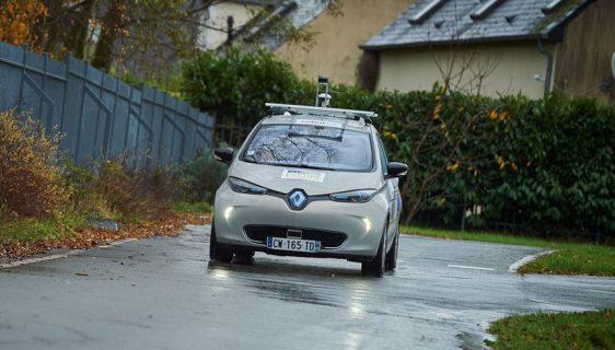 Uspješno testirano autonomno vozilo s Galileo navigacijom