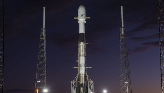 SpaceX lansirao 60 satelita -u-svemir za superbrzi internet
