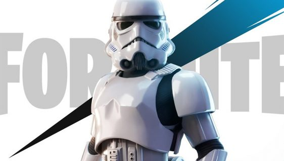 Stormtrooper Fortnite StarWars skin