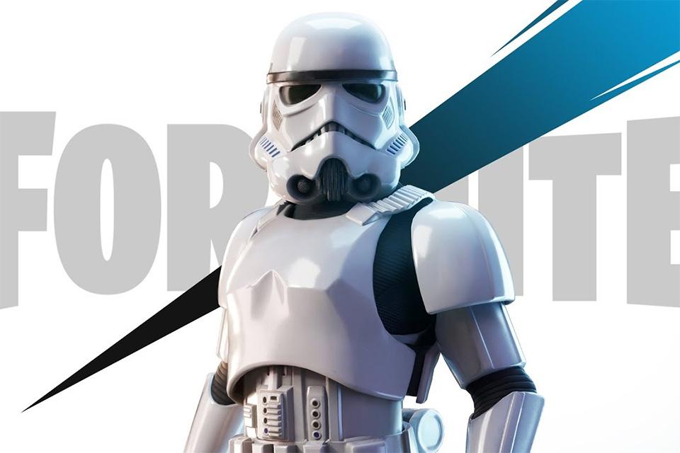 Stormtrooper Fortnite StarWars skin