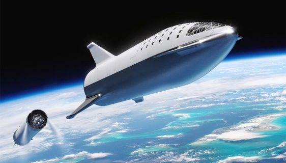 Svemirski turizam SpaceX Falcon
