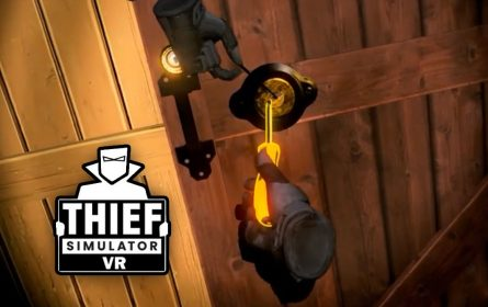 Thief Simulator VR - igra za provalnike
