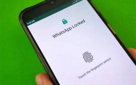 WhatsApp otključavanje otiskom prsta