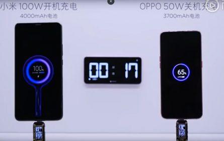 Xiaomi brzi punjač - Baterija od 4000 mAh puna za 17 minuta
