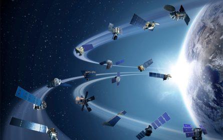 Zemljini sateliti u orbiti (Foto: NASA)