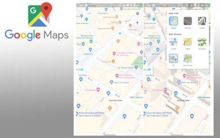 """Sve zgrade u Google Maps aplikaciji od sada su """"ravne"""""""