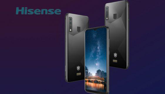 HiSense predstavio Rock 6 smartfon sa Mediatekovim P60 čipsetom