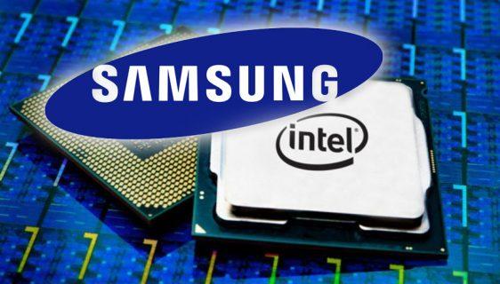 Intel zatražio pomoć od Samsunga za proizvodnju CPU