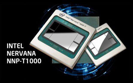 Intel predstavio dva nova Nervana čipa izgrađene za AI u oblaku