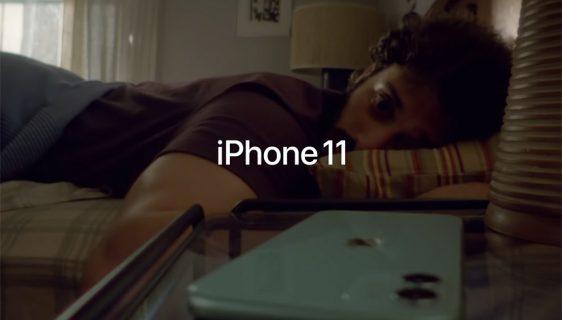 Reklma za iPhone 11 (screenshot)