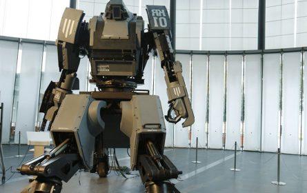 Roboti vojnici na ratištima - projekat američka vojske