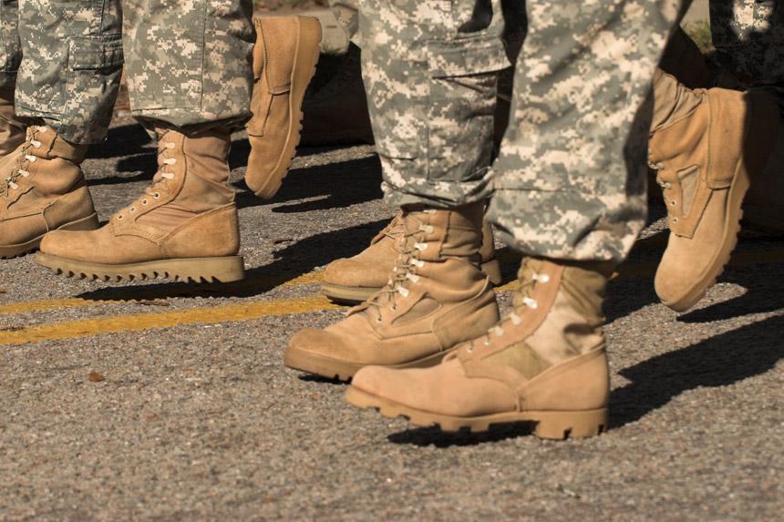 Vojničke čizme napaju senzore energijom generisanom od hodanja