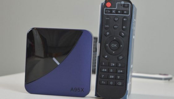 A95X F3 Android TV Box