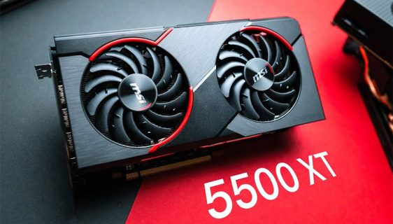 AMD RX 5500 XT grafička kartica