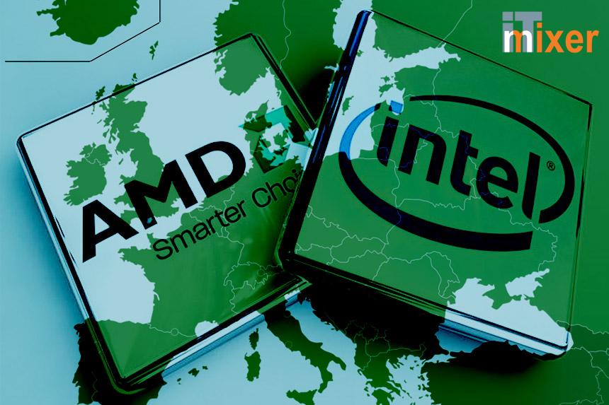 U Evropi Intel procesori gube trku od AMD-ovih