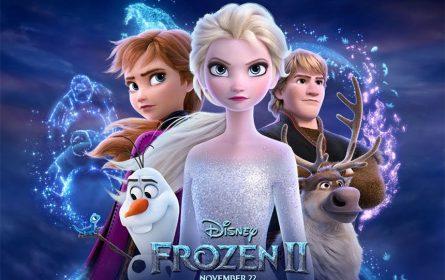Animirani film Zaleđeno kraljevstvo 2