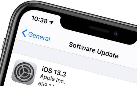 Apple ažuriranje na iOS 13.3 i iPadOS 13.3
