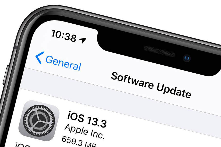 Apple ažuriranje na iOS 13.3 i iPadOS 13.3