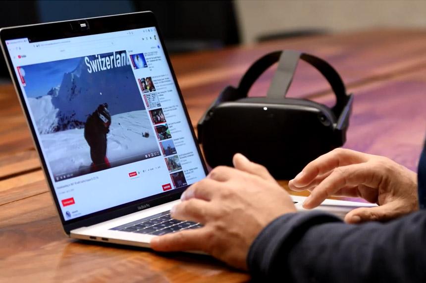 Firefox vam sad omogućava da šaljete veb sadržaj sa računara ili telefona na VR kacige
