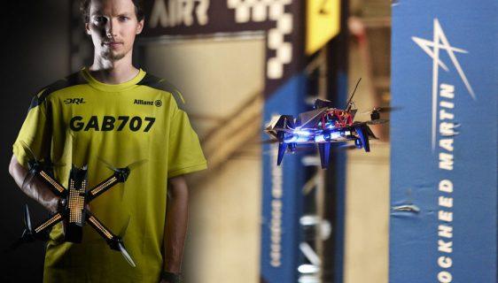 U trci dronova čovjek bio bolji od AI drona