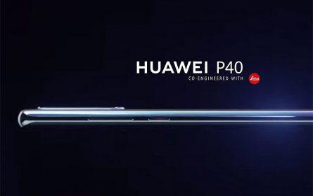 Prvi službeni render Huawei P40 smartfona otkriva zakrivljeni ekran