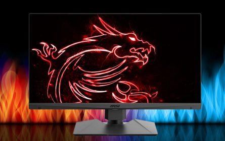 MSI predstavio Optix MAG272QR novi gejmerski monitor na 165 Hz