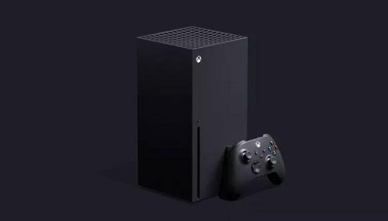 Microsoft Xbox Series X konzola za igranje