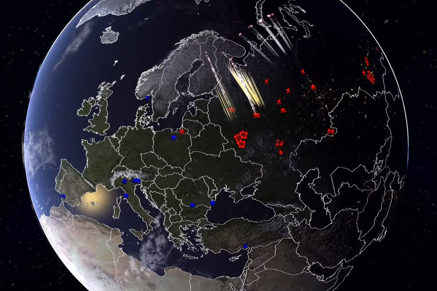 Nuclear War Simulator - više od igre