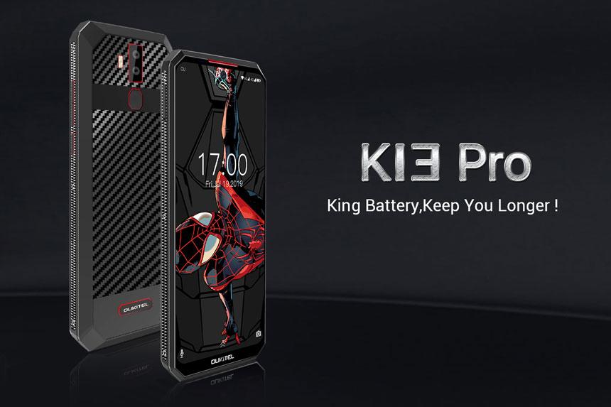 Oukitel K13 Pro s giganstkom baterijom od 11000mAh