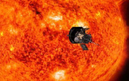 Sonda Parker u blizini Sunca
